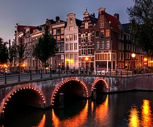 Amsterdam Cocktail Cruise