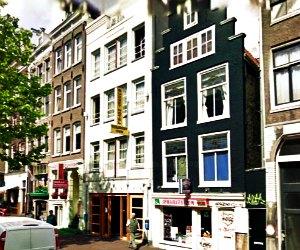 Budget Hotel Tourist Inn Amsterdam hostel