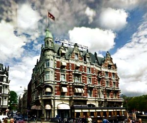 De L'Europe hotel Amsterdam