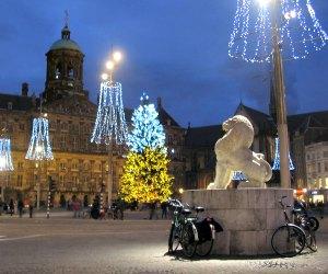 Origins of Amsterdam walking tour