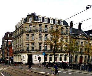 The Banks Mansion hotel Amsterdam