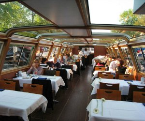 Amsterdam Canal Cruise with Dinner Cooked on Board