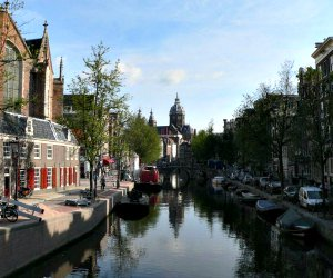 walking tours of Amsterdam