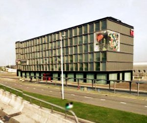 citizenM Hotel near Amsterdam Airport Shiphol