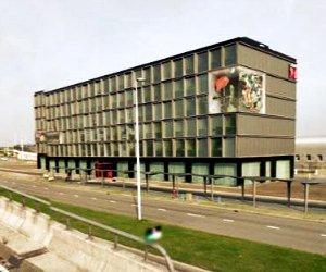 citizenM Hotel near Amsterdam Airport Shiphol