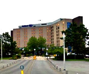 Hilton hotel near Amsterdam Airport Shiphol