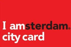 I Amsterdam museum Card