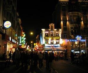 Leidseplein Amsterdam pub crawl