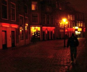Red Light District walking tour
