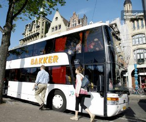 Sightseeing tour in Amsterdam