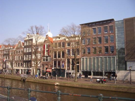 anne frank house amsterdam