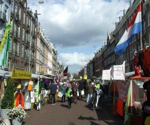 free things in amsterda