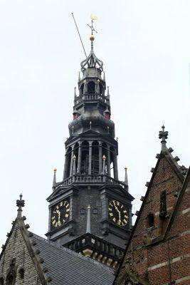 dam square amsterdam, nieuwe kerk