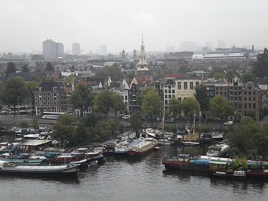 amsterdam to go